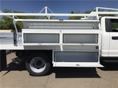 2018 F-450 Regular Cab DRW 4x2,  Scelzi CTFB Contractor Body #JEC71029 - photo 9
