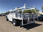 2018 F-450 Regular Cab DRW 4x2,  Scelzi CTFB Contractor Body #JEC71029 - photo 3