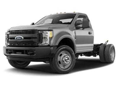 2018 Ford F-450 Regular Cab DRW 4x2, Cab Chassis #JEC93337 - photo 1