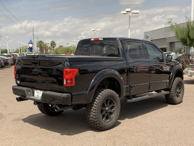 2018 F-150 SuperCrew Cab 4x4, Tuscany Pickup #JFA45361 - photo 2