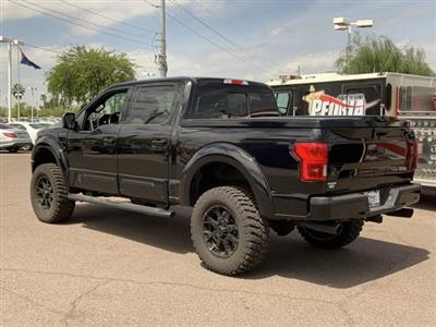 2018 F-150 SuperCrew Cab 4x4, Tuscany Pickup #JFA45361 - photo 3