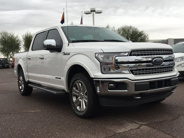 2018 F-150 SuperCrew Cab 4x4,  Pickup #JFD74004 - photo 4