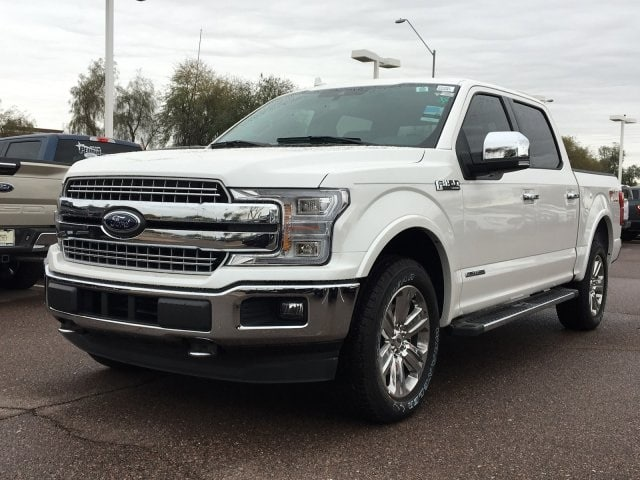 2018 F-150 SuperCrew Cab 4x4,  Pickup #JFD74004 - photo 1