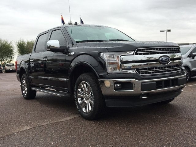 2018 F-150 SuperCrew Cab 4x4,  Pickup #JFD74005 - photo 1