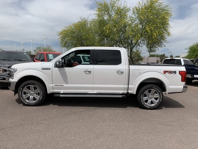 2018 F-150 SuperCrew Cab 4x4,  Pickup #JFD74026 - photo 3