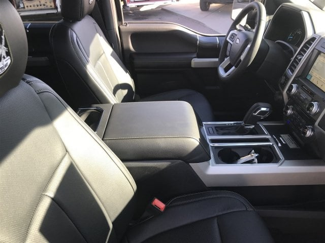 2018 F-150 SuperCrew Cab 4x4,  Tuscany Pickup #JFE17013 - photo 10