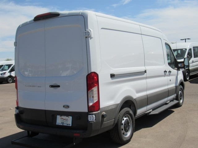 2018 Transit 350 Med Roof 4x2,  Upfitted Cargo Van #JKA26412 - photo 3