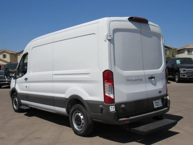 2018 Transit 350 Med Roof 4x2,  Upfitted Cargo Van #JKA26412 - photo 4