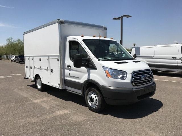 2018 Transit 350 HD DRW 4x2,  Supreme Service Utility Van #JKA73636 - photo 1