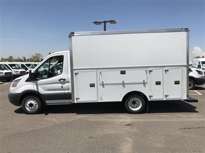 2018 Transit 350 HD DRW 4x2,  Supreme Spartan Service Utility Van #JKA73636 - photo 3