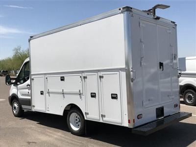 2018 Transit 350 HD DRW 4x2,  Supreme Spartan Service Utility Van #JKA73636 - photo 4
