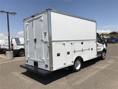 2018 Transit 350 HD DRW 4x2,  Supreme Spartan Service Utility Van #JKA73636 - photo 2
