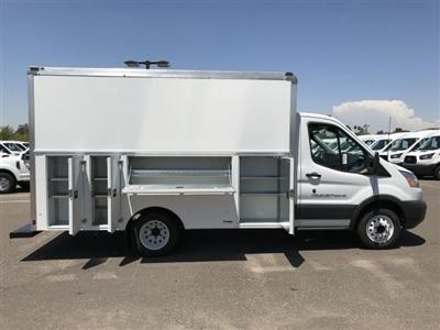 2018 Transit 350 HD DRW 4x2,  Supreme Spartan Service Utility Van #JKA73636 - photo 5