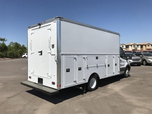 2018 Transit 350 HD DRW 4x2,  Supreme Service Utility Van #JKA73640 - photo 1