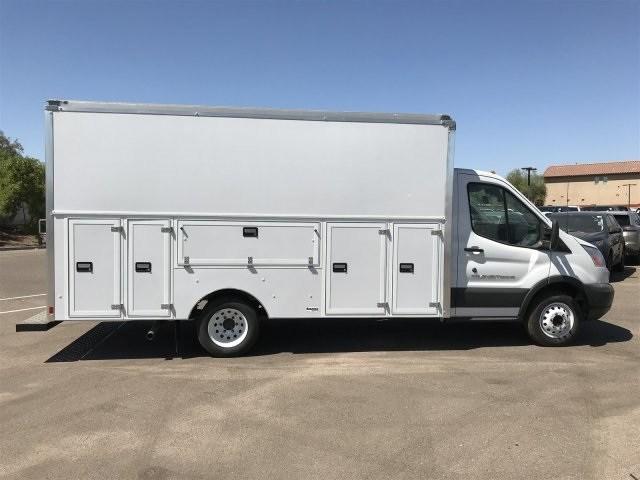 2018 Transit 350 HD DRW 4x2,  Supreme Spartan Service Utility Van #JKA73640 - photo 6