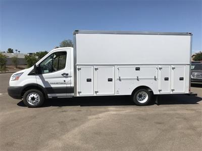 2018 Transit 350 HD DRW 4x2,  Supreme Spartan Service Utility Van #JKA73640 - photo 3