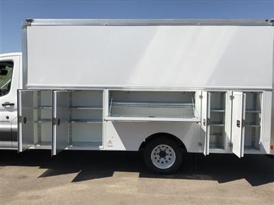 2018 Transit 350 HD DRW 4x2,  Supreme Spartan Service Utility Van #JKA73640 - photo 4