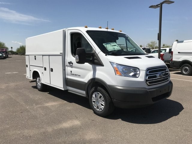 New 2018 Ford Transit 350 Service Utility Van For Sale In Peoria Az