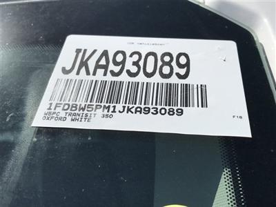 2018 Transit 350 4x2,  Knapheide KUV Service Utility Van #JKA93089 - photo 22