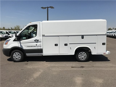 2018 Transit 350 4x2,  Knapheide KUV Service Utility Van #JKA93089 - photo 4