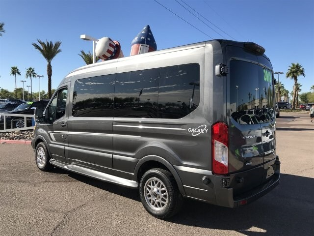 2018 Transit 250 Med Roof 4x2, Waldoch Crafts Passenger Wagon #JKA93261 - photo 4
