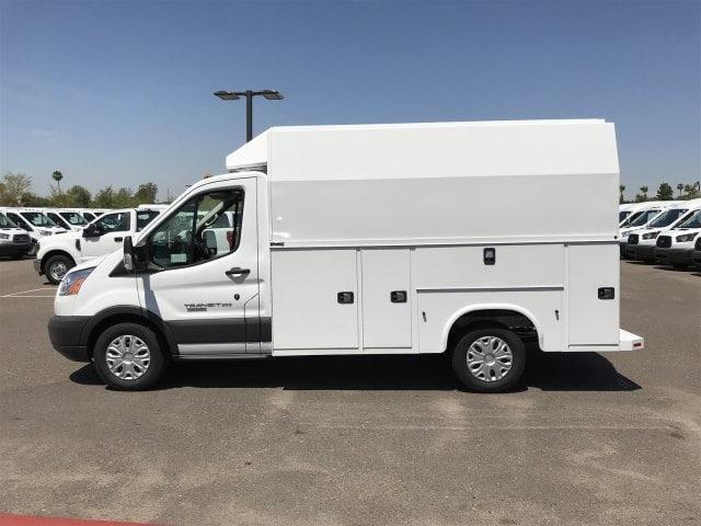 2018 Transit 350 4x2,  Knapheide KUV Service Utility Van #JKB08338 - photo 4
