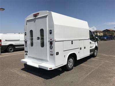 2018 Transit 350 4x2,  Knapheide KUV Service Utility Van #JKB08338 - photo 2
