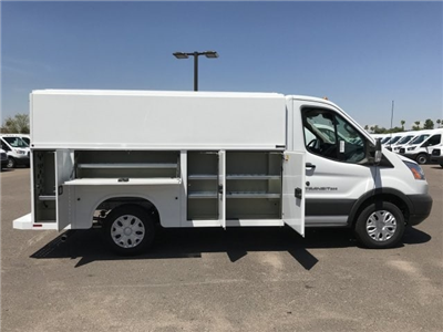 2018 Transit 350 4x2,  Knapheide KUV Service Utility Van #JKB09532 - photo 6