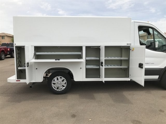 2018 Transit 350 4x2,  Knapheide KUV Service Utility Van #JKB09535 - photo 10