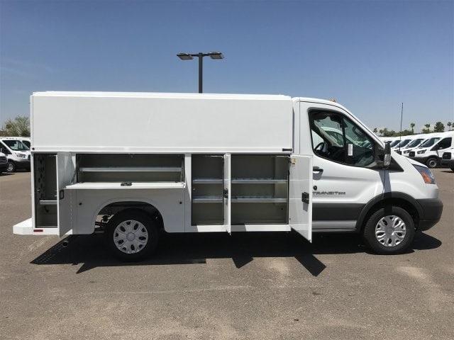 2018 Transit 350 4x2,  Knapheide KUV Service Utility Van #JKB09537 - photo 6