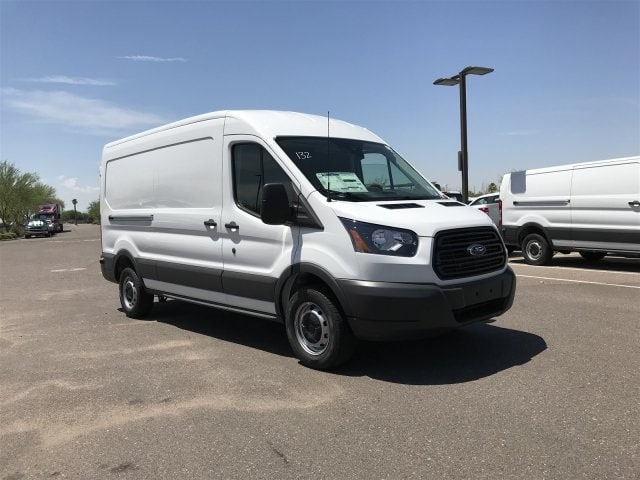 2018 Transit 250 Med Roof 4x2,  Empty Cargo Van #JKB14759 - photo 1