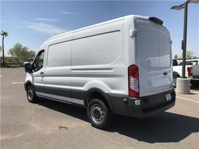 2018 Transit 250 Med Roof 4x2,  Empty Cargo Van #JKB14759 - photo 3