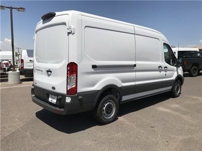 2018 Transit 250 Med Roof 4x2,  Empty Cargo Van #JKB14759 - photo 4