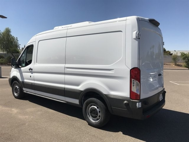 2018 Transit 250 Med Roof 4x2,  Thermo King Refrigerated Body #JKB29260 - photo 4