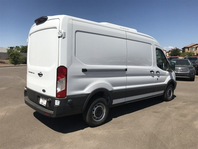 2018 Transit 250 Med Roof 4x2,  Thermo King Refrigerated Body #JKB29260 - photo 5