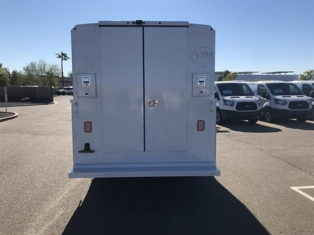 2018 Transit 350 4x2,  Reading Aluminum CSV Service Utility Van #JKB36353 - photo 6