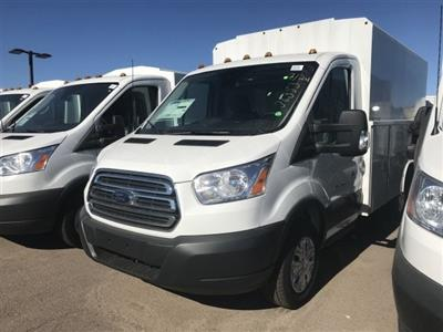 2018 Transit 350 4x2,  Reading Aluminum CSV Service Utility Van #JKB36353 - photo 21
