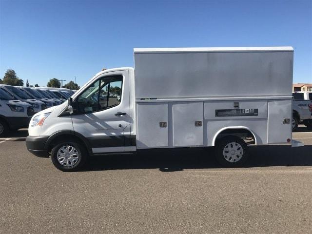 2018 Transit 350 4x2,  Reading Aluminum CSV Service Utility Van #JKB36354 - photo 3