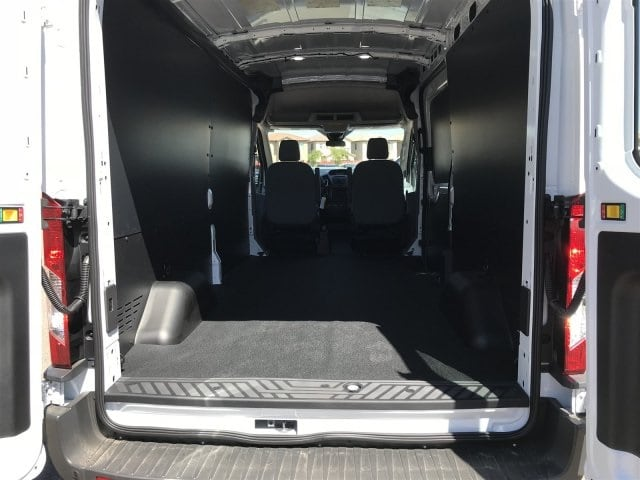 2018 Transit 250 Med Roof 4x2,  Empty Cargo Van #JKB41174 - photo 1