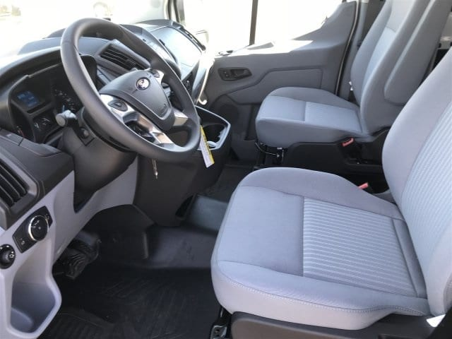 2018 Transit 250 Med Roof 4x2,  Empty Cargo Van #JKB41174 - photo 11