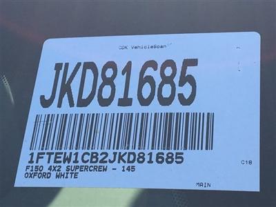 2018 F-150 SuperCrew Cab 4x2,  Pickup #JKD81685 - photo 26