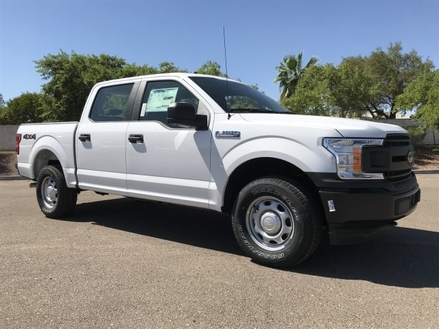 2018 F-150 SuperCrew Cab 4x2,  Pickup #JKF42508 - photo 1