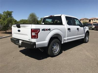 2018 F-150 SuperCrew Cab 4x4,  Pickup #JKF42778 - photo 2