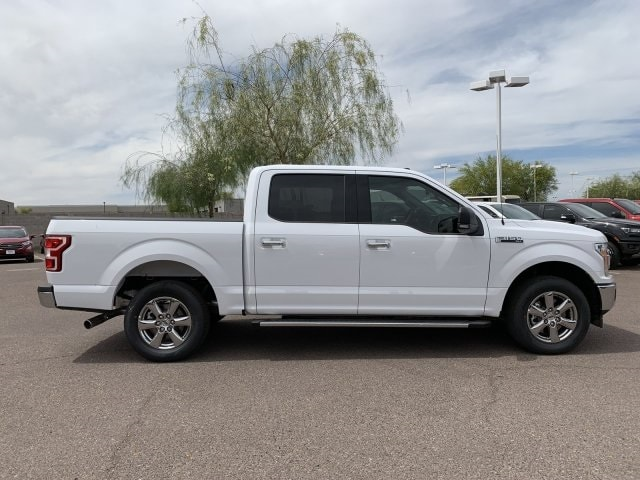 2018 F-150 SuperCrew Cab 4x2,  Pickup #JKF80704 - photo 5