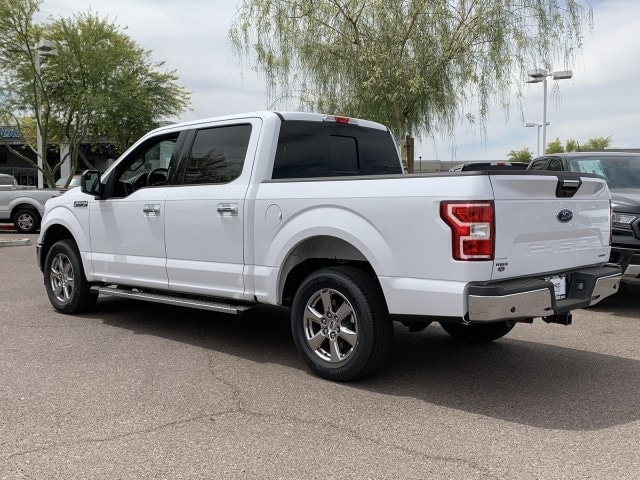 2018 F-150 SuperCrew Cab 4x2,  Pickup #JKF80704 - photo 4