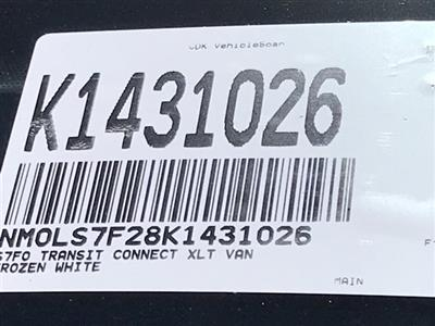 2019 Ford Transit Connect FWD, Empty Cargo Van #K1431026 - photo 26