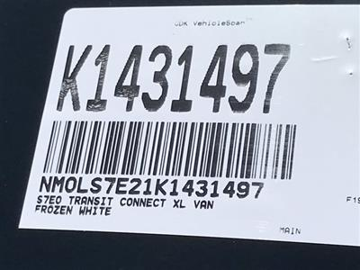 2019 Ford Transit Connect 4x2, Empty Cargo Van #K1431497 - photo 23