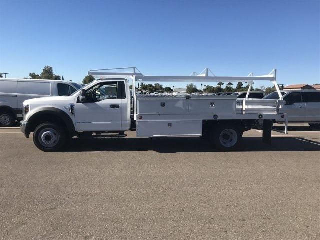 2019 F-450 Regular Cab DRW 4x2,  Scelzi CTFB Contractor Body #KDA02831 - photo 3