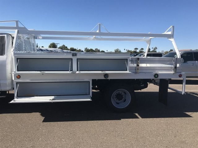 2019 F-450 Regular Cab DRW 4x2,  Scelzi CTFB Contractor Body #KDA02831 - photo 5