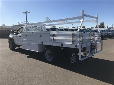 2019 F-450 Regular Cab DRW 4x2,  Scelzi CTFB Contractor Body #KDA02831 - photo 4